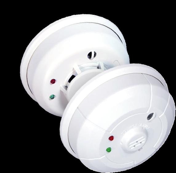 Helpline Medical Alarm Smoke Detector