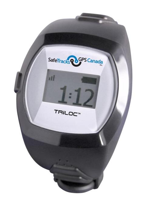 Helpline Medical Alarm GPS Watch