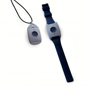 Helpline Medical Alarm Additional Button and Accessories