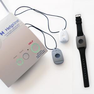 Helpline Medical Alarm At Home System